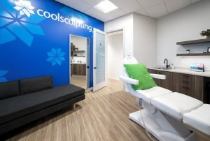 dermmedica coolsculpting room